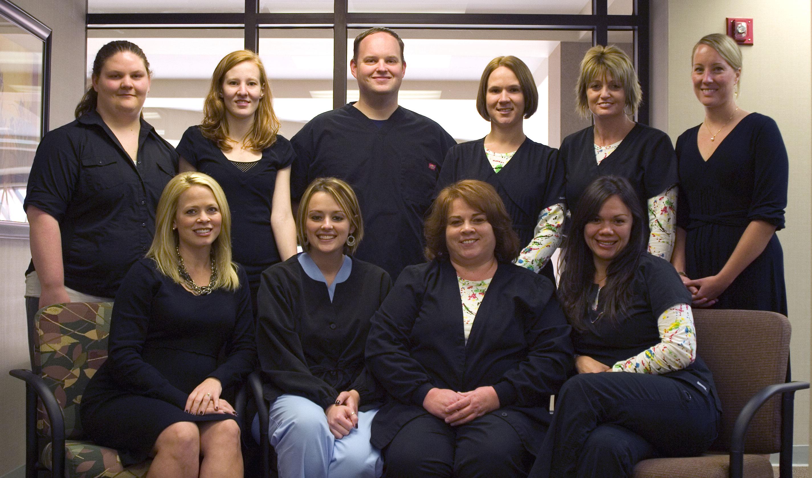 Staff Group Photo 89